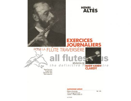 Altes Exercices Journaliers-Revision by Mary Karen Clardy-Leduc