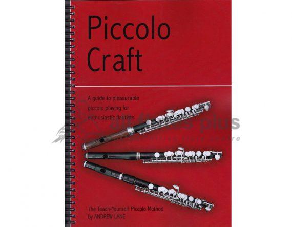 Andrew Lane-Piccolo Craft-The Teach Yourself Piccolo Method