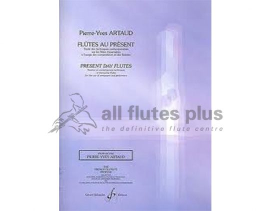 Artaud - Present Day Flutes