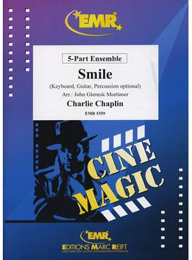 Chaplin Smile-Five Part Ensemble-MusT