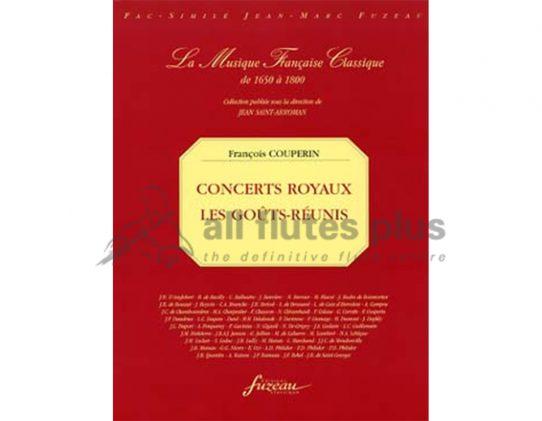 Couperin - Concerts Royaux & Les Gouts-Reunis