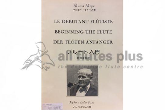 Moyse Beginning The Flute-Leduc