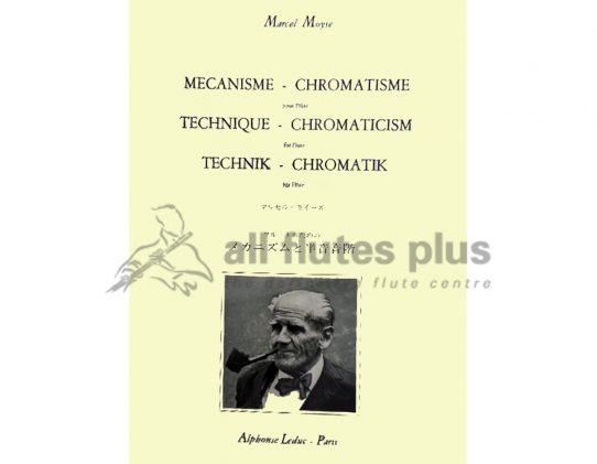 Moyse Technique-Chromaticism-Flute-Leduc