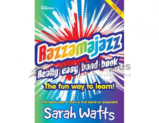 Razzamajazz Really Easy Band Book-Sarah Watts-Mayhew