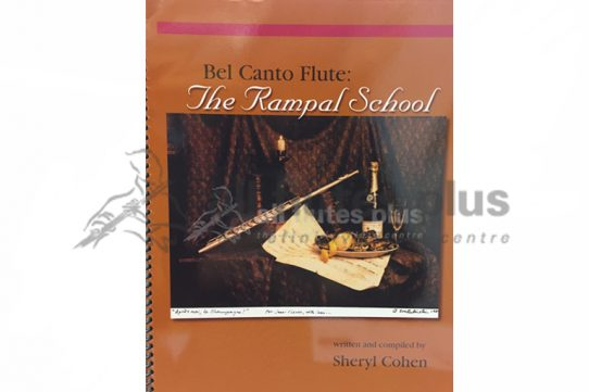 Sheryl Cohen-Bel Canto Flute-The Rampal School