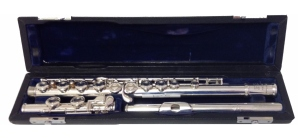 Miyazawa M595 Secondhand Flute-c6806
