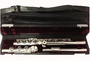 Trevor James Master Series I Secondhand Flute-C6951