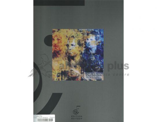 Nielsen - Flute Concerto - Edited by Andras Adorjan
