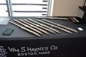 Haynes flute testing