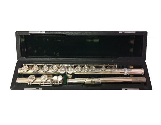 Elkhart Silver Secondhand Flute-c7172
