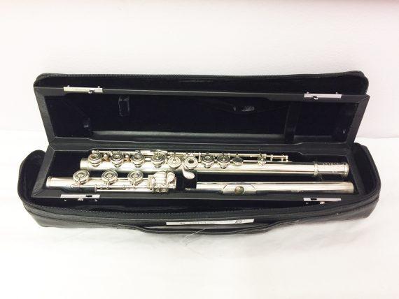 Haynes Handmade Silver Secondhand Flute-c6904