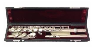 IWAO Yokoyama Secondhand Flute-C6925