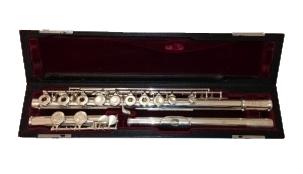 Mateki 041R Secondhand Flute-C6159