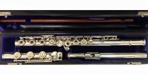 Powell Custom ROEB Handmade Secondhand Flute-C7016