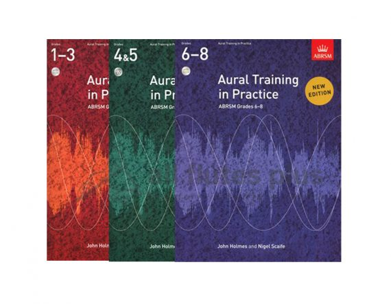 ABRSM Aural Training in Practice