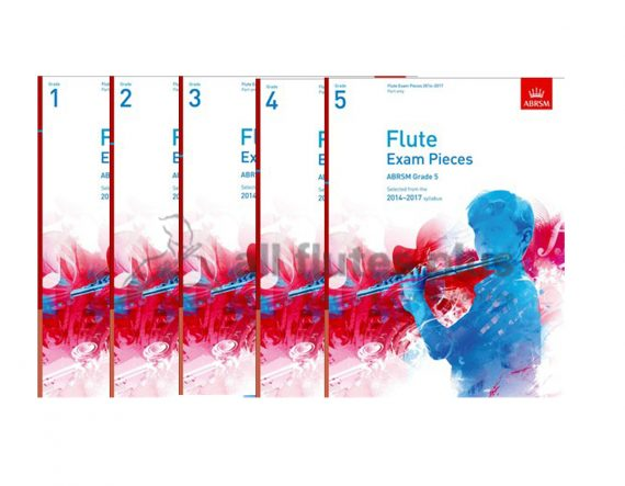 ABRSM Flute Exam Pieces-Part Only