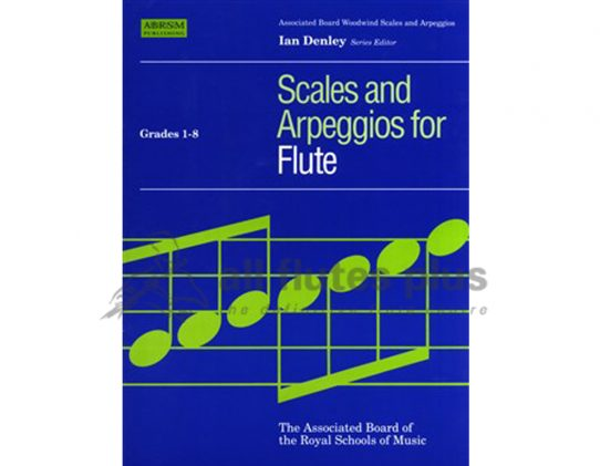ABRSM Scales and Arpeggios for Flute