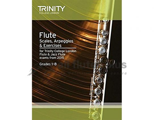 Trinity College London - Flute Scales & Arpeggios