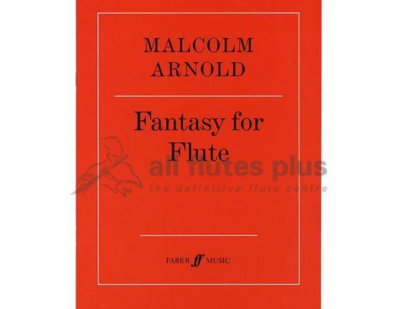 Arnold Fantasy-Solo Flute-Faber