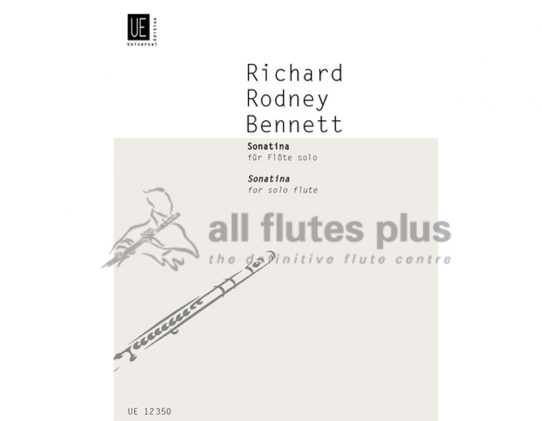 Bennett Sonatina-Solo Flute-Universal