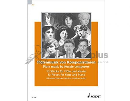 Flute Music by Female Composers Schott