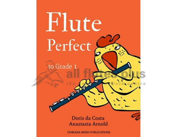 Flute Perfect to Grade 1-Doris da Costa and Anastasia Arnold