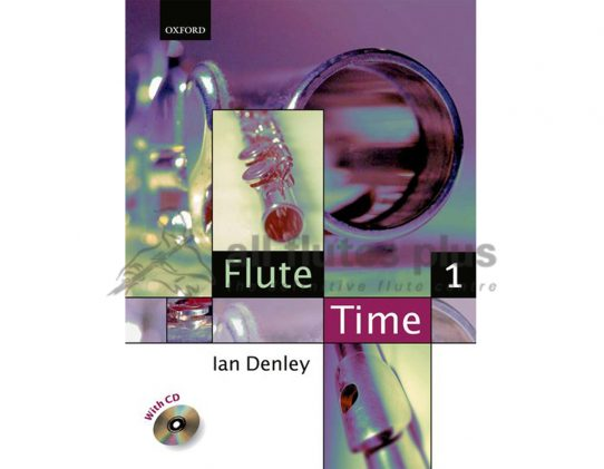 Flute Time Pieces 1-Flute with CD-Denley