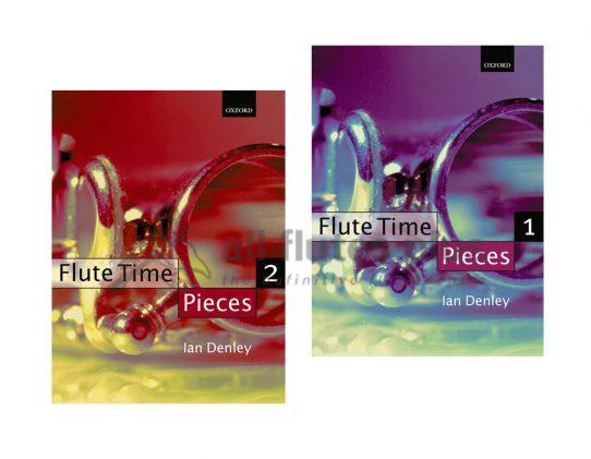 Flute Time Pieces-Flute-Ian Denley-OUP