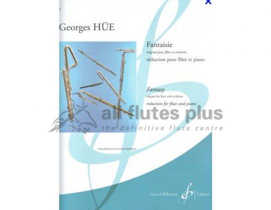 Hue Fantaisie-Flute and Piano-Billaudot