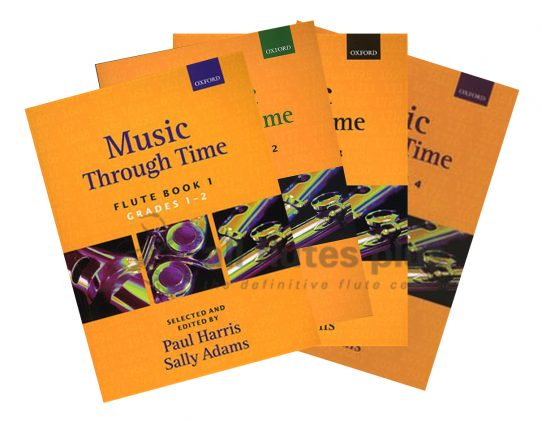 Music Through Time-Flute and Piano-Oxford