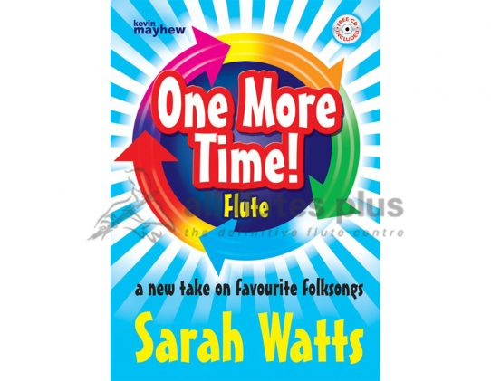 One More Time! for Flute - Sarah Watts