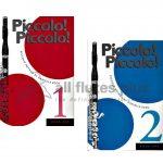 Piccolo Piccolo-A Piccolo Method by Danielle Eden