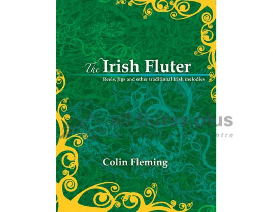 The Irish Fluter-Flute and Piano-Arr Colin Fleming