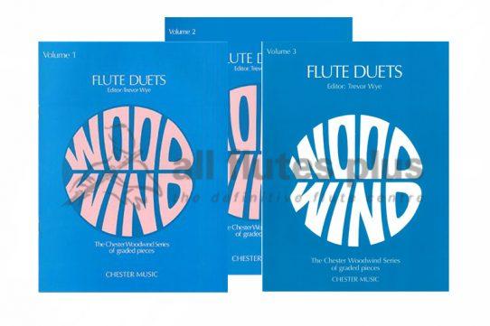 Trevor Wye-Flute Duets-Chester