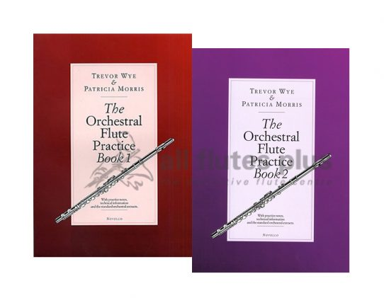 Trevor Wye-Patricia Morris-The Orchestral Flute Practice Book