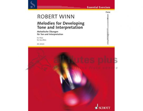 Winn Melodies for Developing Tone and Interpretation-Schott