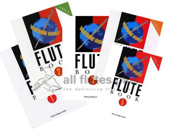 Woodwind World Flute Book-Trinity