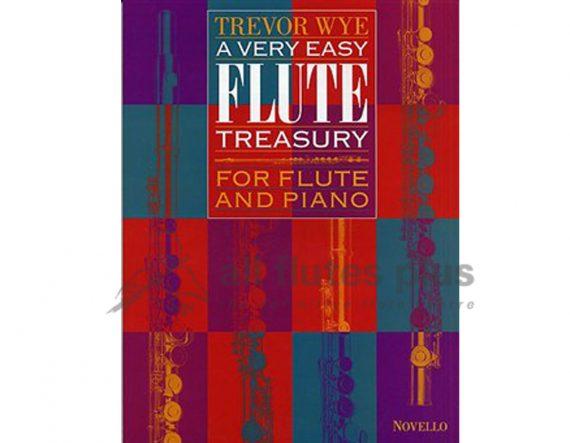 Wye-A Very Easy Flute Treasury-Flute and Piano-Novello