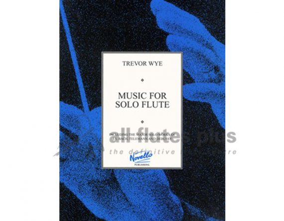 Wye-Music for Solo Flute-Novello