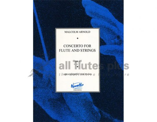Arnold Concerto No.1 Flute & Piano reduction