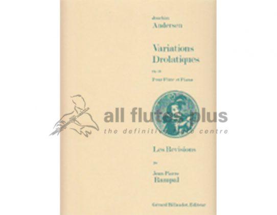 Variations Drolatiques Op26
