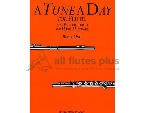A Tune a Day for Flute-Herfurth and Stuart