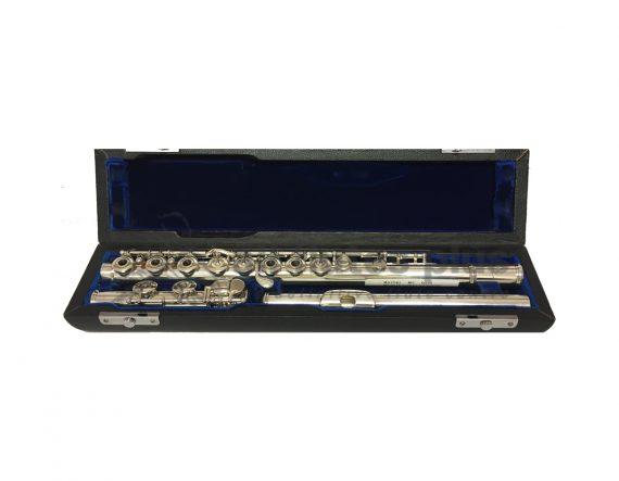 Mateki MO-003R Inline Secondhand Flute-c7645