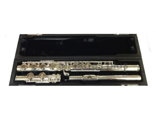 Miyazawa PA401E with 9K Riser Secondhand Flute-c7625