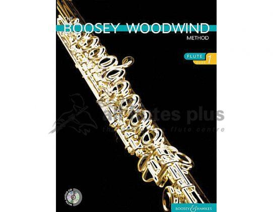 Boosey Woodwind Method Flute Method Book 1