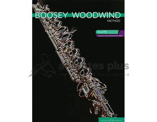Boosey Woodwind Method Flute Method Keyboard Accompaniment Book