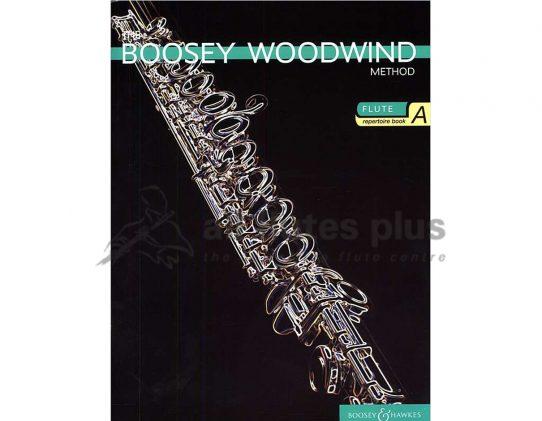 Boosey Woodwind Method Flute Repertoire Book A