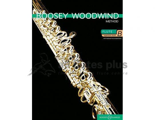 Boosey Woodwind Method Flute Repertoire Book B