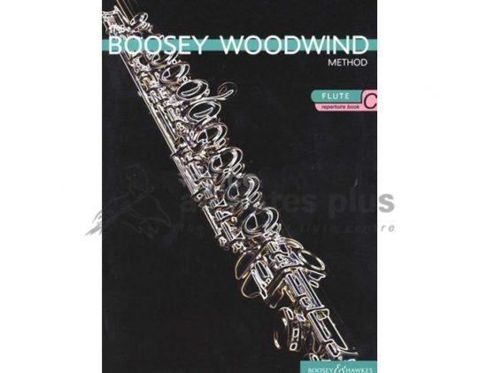 Boosey Woodwind Method Flute Repertoire Book C