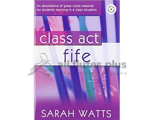 Class Act Fife-Sarah Watts